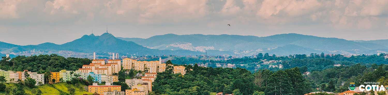 Vista aérea de Bairro Portão