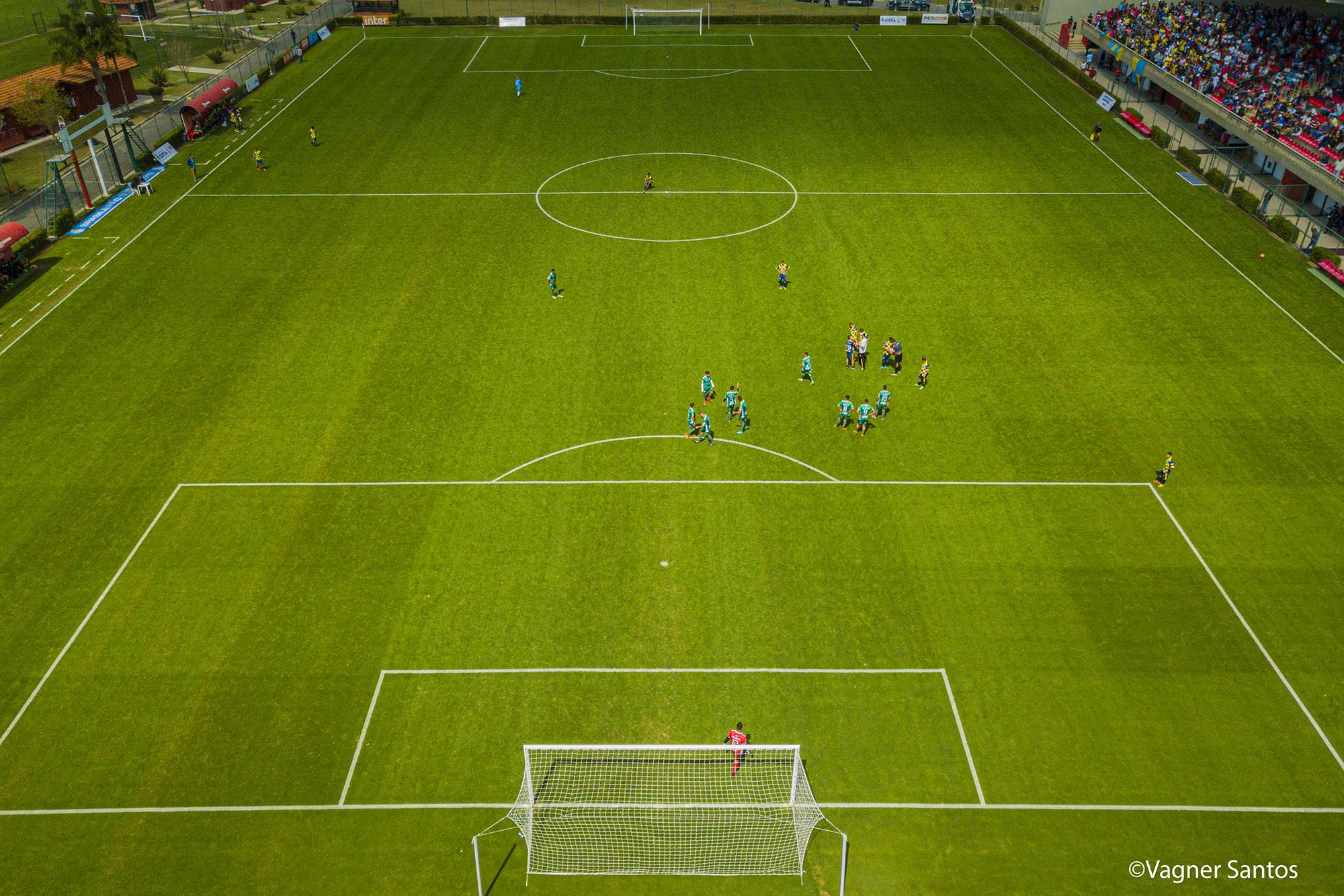 Em jogo marcado para o dia 24, Sabiá e Legionários se enfrentam pelo título do 'Super Master de Futebol'