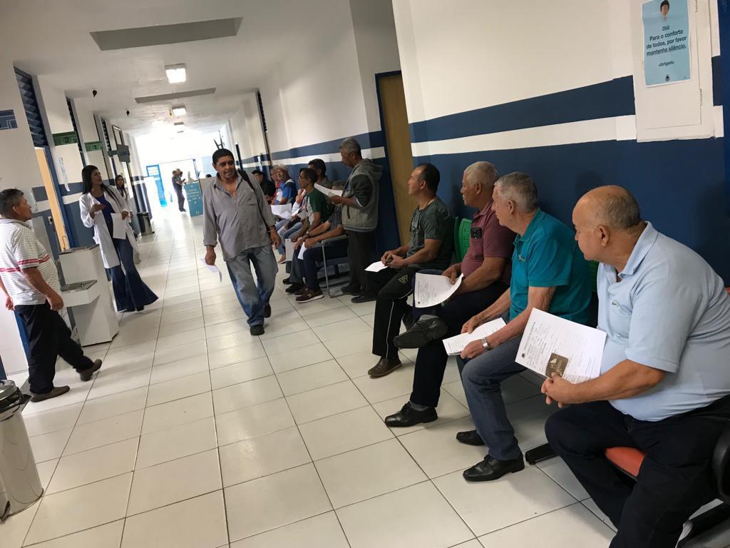 Ação do Novembro Azul realizou mais de 620 procedimentos, no último sábado
