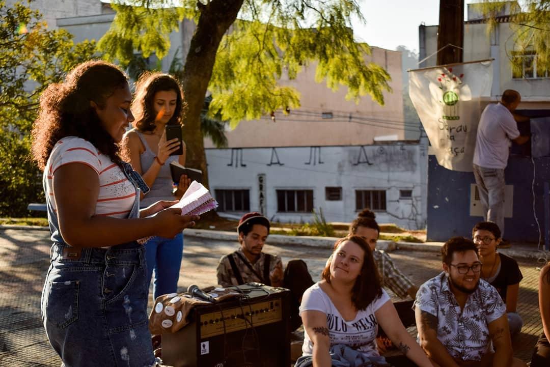 Cotia terá 'Encontro Poético', dia 21/09, na Praça Joaquim Nunes