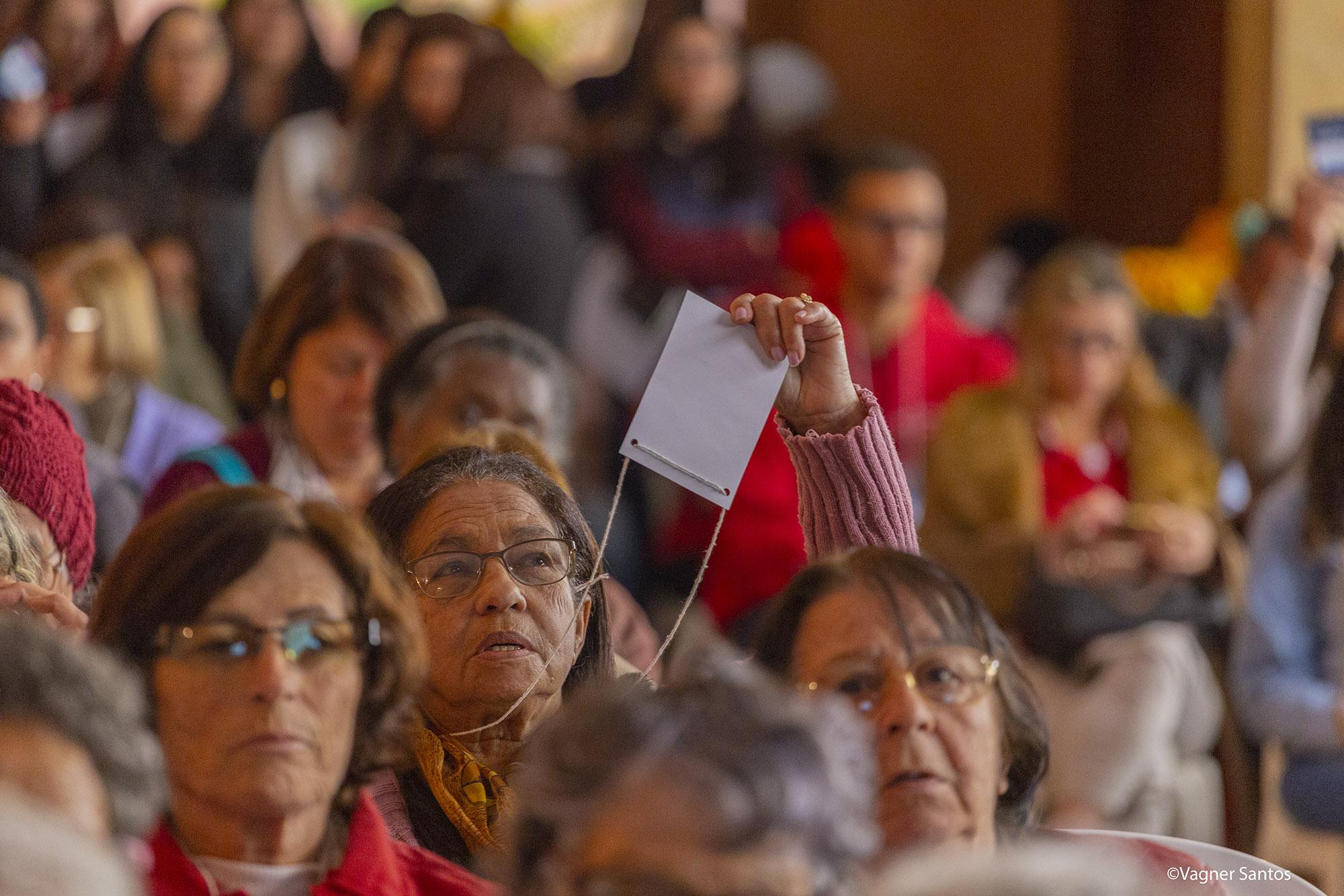 Grande público marca presença à Conferência de Assistência Social de Cotia