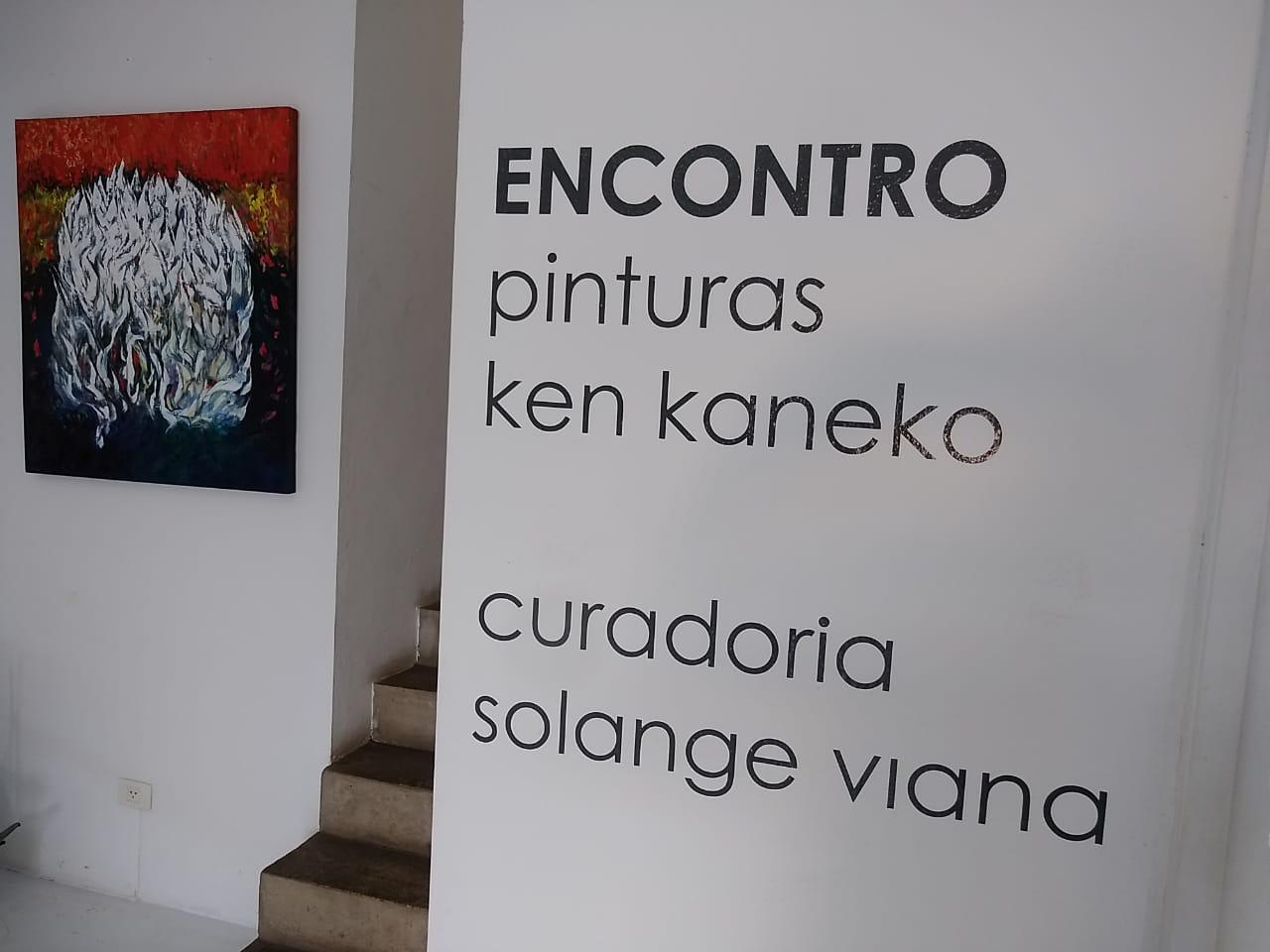 """""""Encontro"""", exposição de Ken Kaneko pode ser visitada até o dia 15 de junho, em Cotia"""