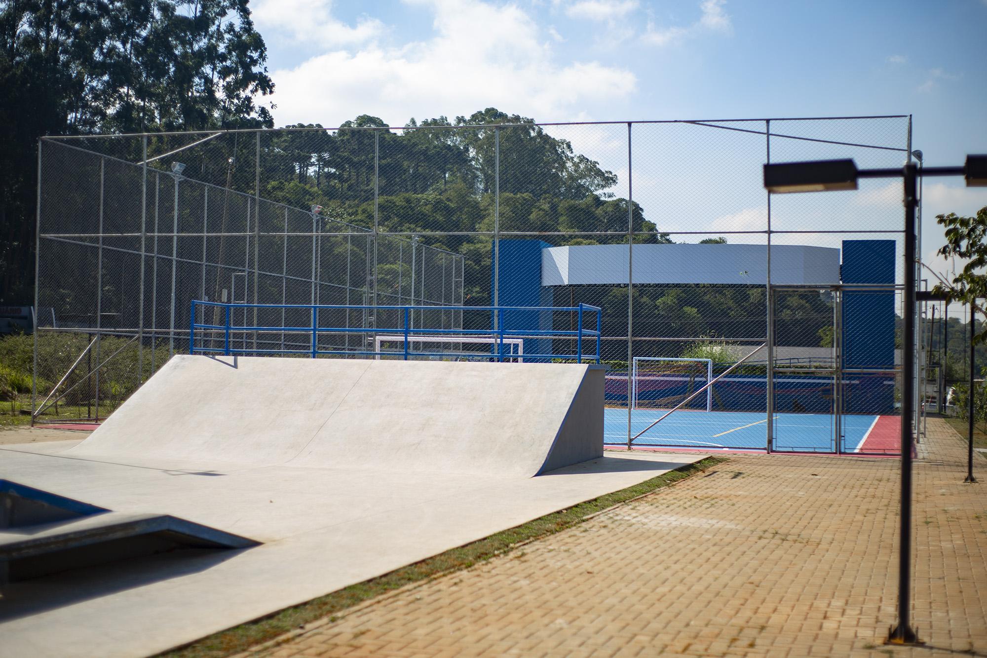 Prefeitura conclui espaço de esporte, cultura, lazer e capacitação para a juventude