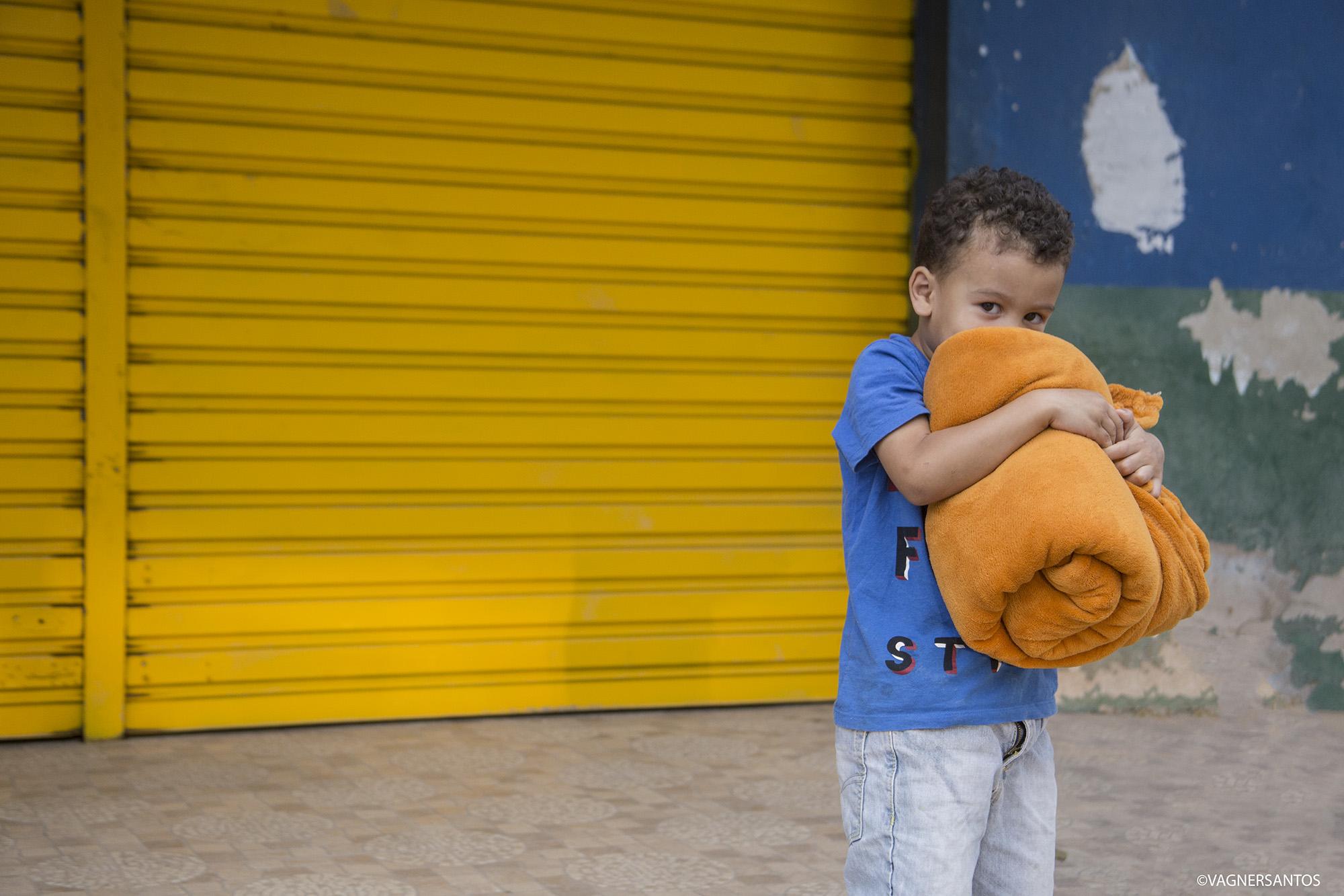Fundo Social de Cotia lança a Campanha do Agasalho 2019