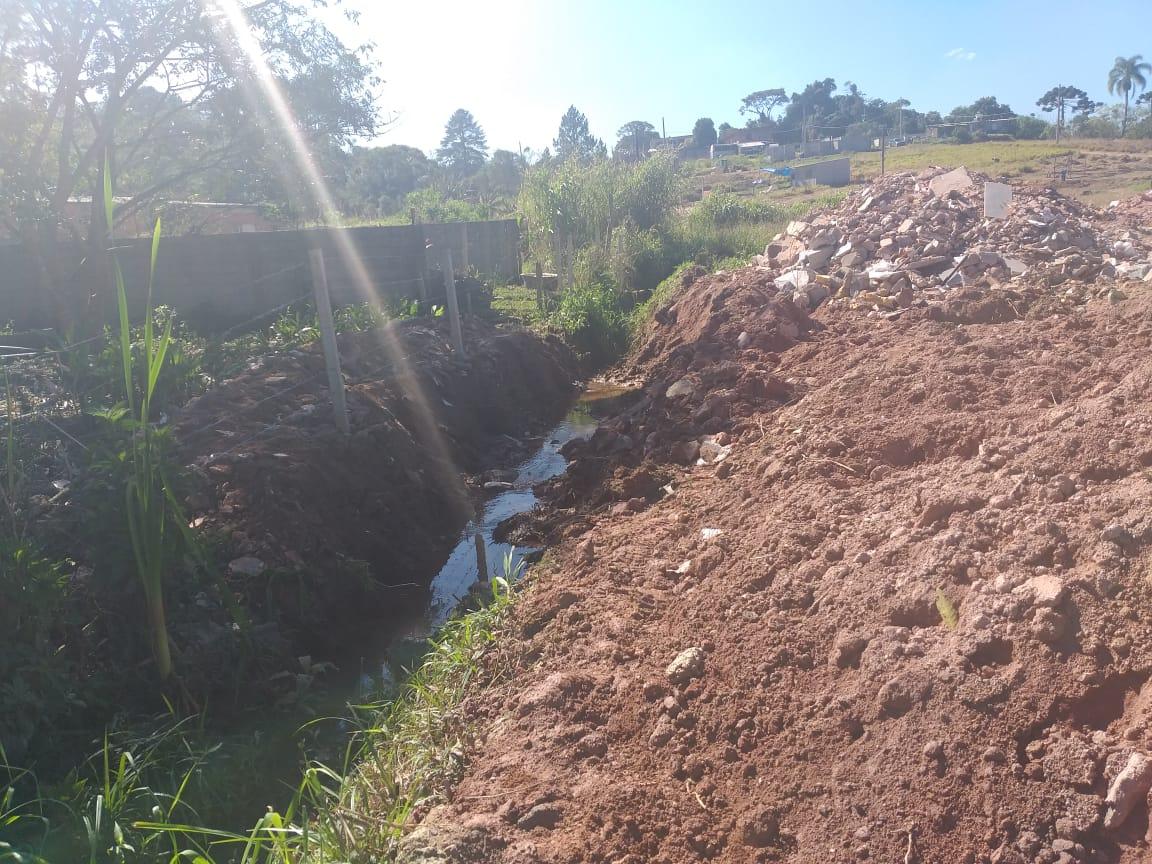 GCM Ambiental flagra três homens cometendo crime ambiental no bairro Caputera